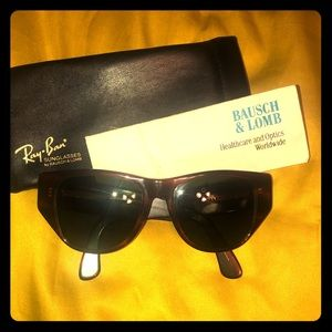 Vintage Ray ban sunglasses by Bausch & Lomb
